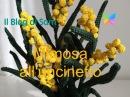 Spiegazione della Mimosa all'uncinetto