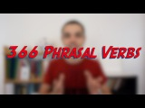 366 Phrasal Verbs - Day 366 of Daily Phrasal Verbs - Learn English online free video lessons