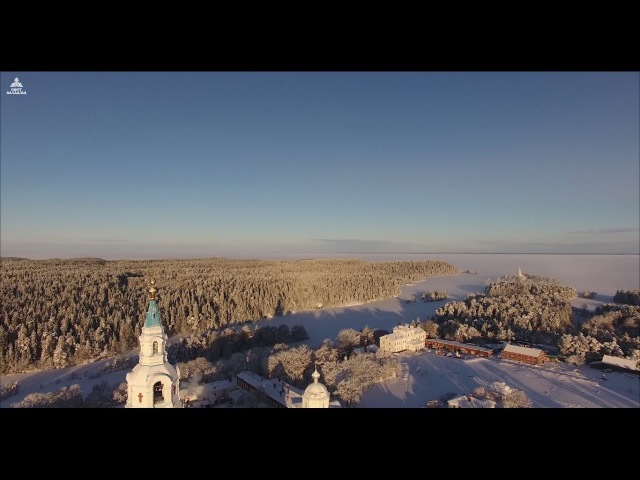 ЦЕНТРАЛЬНАЯ УСАДЬБА - СОЛНЦЕ (20.03.2018) КАРЕЛИЯ ВАЛААМ