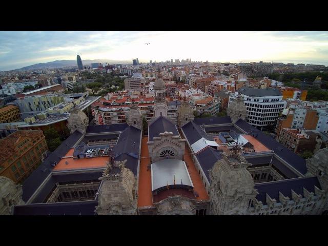 Barcelona, L'Arc di Triomphe