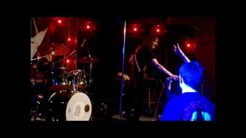 Demons of Guillotine Live at BeYoung club, Moscow WP 20171209 23 17 47 Pro