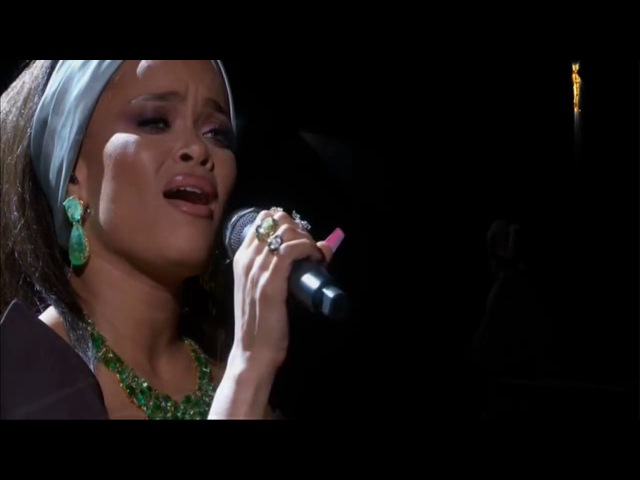 Andra Day Common Stand Up For Something live at Oscars 2018
