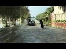 Saudi girl Car Surfing after heavy rains and flood in Saudi Arabia