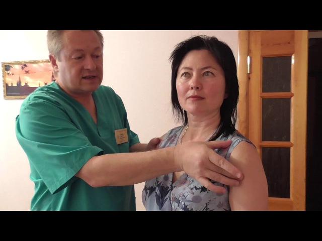 Техника мануального мышечного тестирования