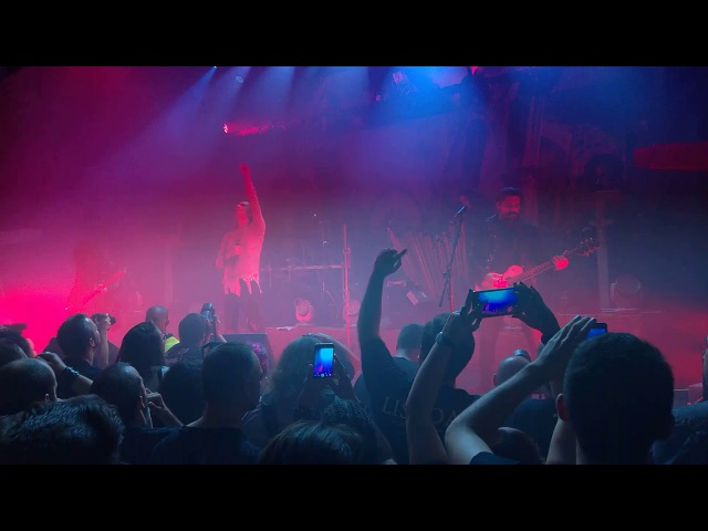 6 MOONSPELL EVENTO lisboa ao vivo 30 10 2017