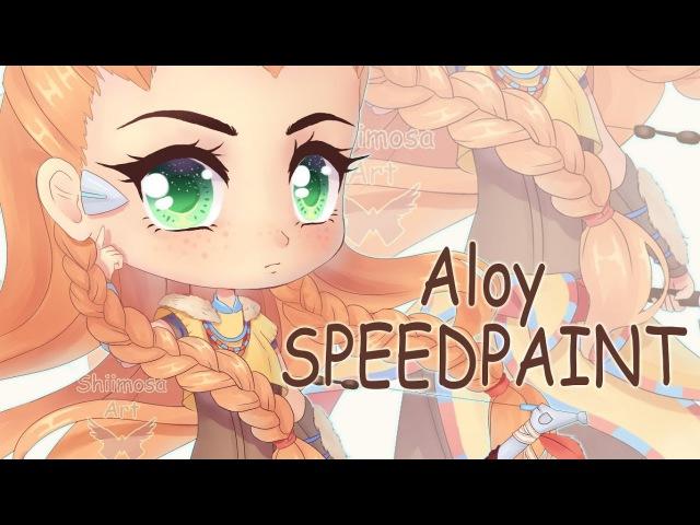 Aloy SAI SPEEDPAINT