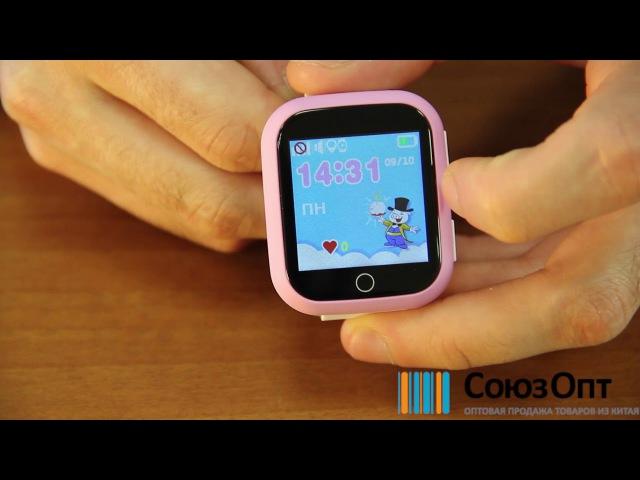 Обзор детских GPS-часов Tiroki GW200s