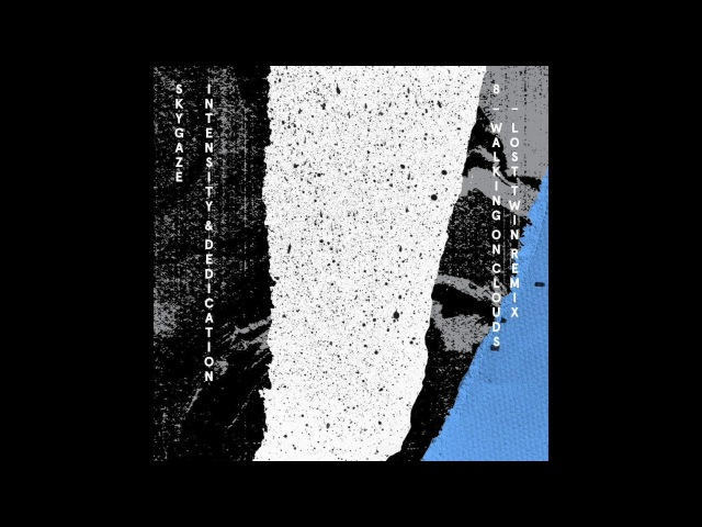 Skygaze — Walking on clouds (Lost Twin remix)