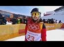 Олимпиада Венгерская лыжница удивила всех выступлением в хафпайпе