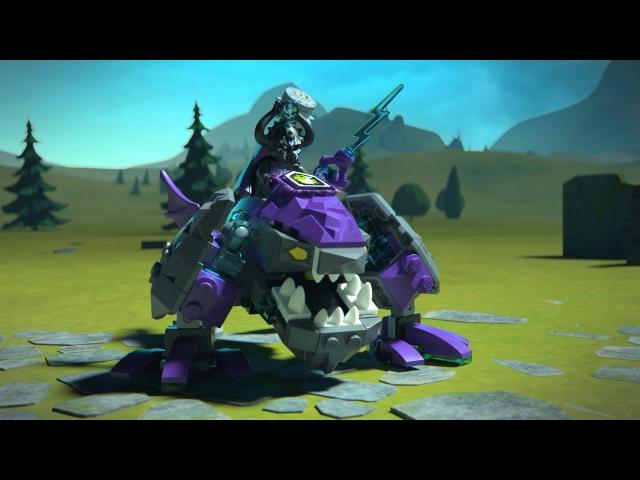The Epic Battle 70354 70353 70361 70355 70356 70357 - LEGO NEXO KNIGHTS
