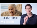 Accent Expert Breaks Down 6 Fictional Languages From Film TV | WIRED