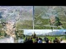 Vídeos: Se abre la tierra en las faldas del Popocatépetl en terremoto de 7.1 en México 19 septiembr