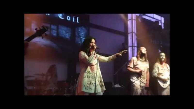 Lacuna Coil - You Love Me 'Cause I Hate You - Pittsburgh, PA 9/30/17