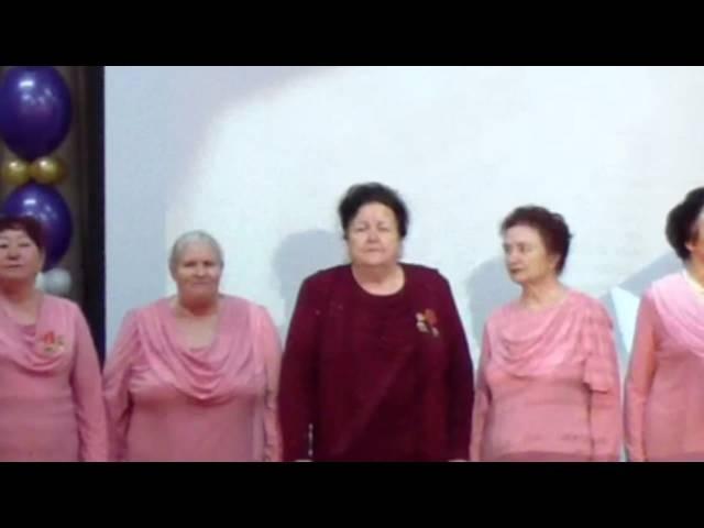 Русский народный хор Ветеран