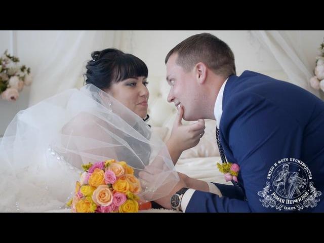 Фрагмент свадебного клипа - сборы жениха 2016