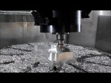 5-axis milling of S-workpiece