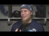 Patrik Laine on facing his childhood hero Alex Ovechkin