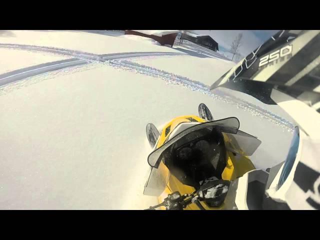 Ski doo tundra 550
