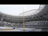 Строительство стадиона в Самаре к ЧМ-2018 (08.02.2018)
