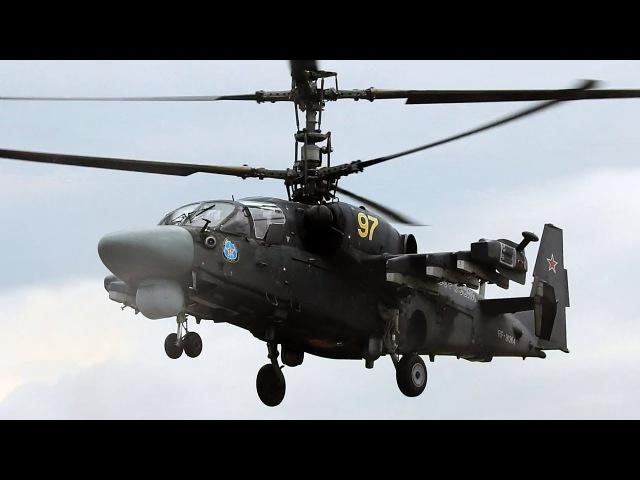 Непревзойдённые вертолёты России Ка 52 | Ми 35 | Ми 28Н | Ми 26 | Ми 8 | Армия 2017