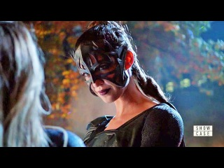 Supergirl 3x09 Reign vs Supergirl Fight Part #1 HD