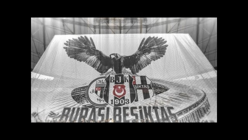 Haydi Kalk Ayağa! Yürü Güneşe! - Beşiktaş - Şampiyonlar Ligi