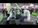 Star Wars Robotics from Taiwan | Made by Hiwin | Hannover Messe 2017 | ганновер 2017