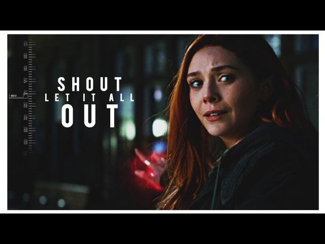 Wanda Maximoff Scarlet witch || Shout