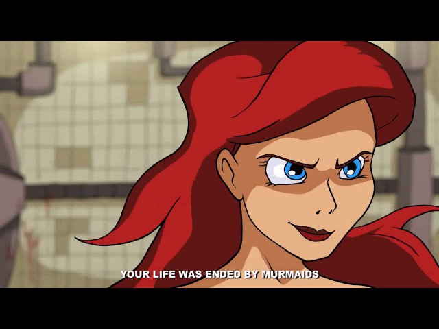 RED MEDUSA in Bat Metal.