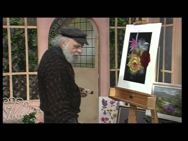 The Beauty of Oil Painting, Series 1, Episode 14 Tea Roses