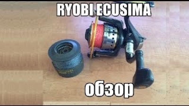 RYOBI ECUSIMA - Пожалуй, лучшая из бюджетных.