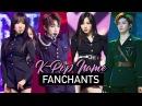 K-POP Name Fanchants | 아이돌 이름 응원법 모음