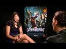 Jacki Jing interviews THE AVENGERS Tom Hiddleston (Loki)