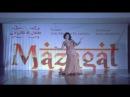 Jannat @ Mazagat 2016 in Bari, Italy - El Fan