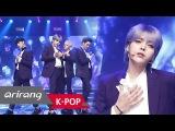[Perf] N.tic – Once Again @ Simply K-Pop Ep.303 160318