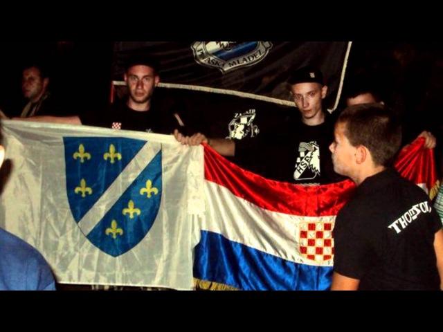 Treći entitet u BIH - Nema podjele Bosne ( Tko su Ustaše ) 2