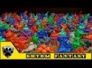 Технолог солдатики для Битв Fantasy из гибкого пластика, новый выпуск