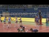 HIGHLIGHTS  Динамо Казань — Заречье Суперлига 2017 18  Женщины