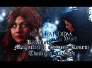 Multifandom: teen Wolf, Kingdom, Magnificent century: Kesem, Twilight hunters.