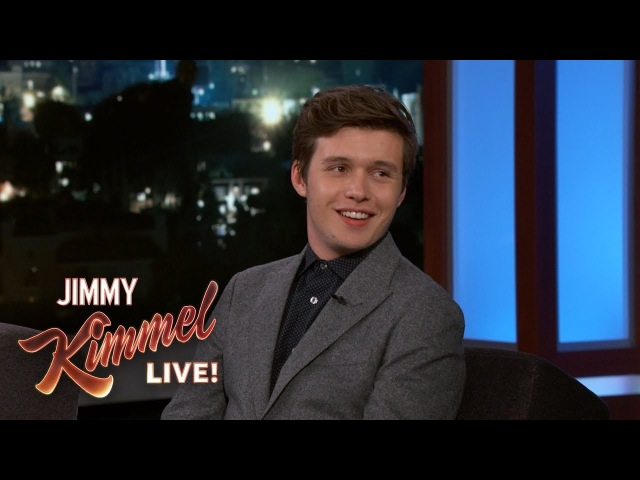 Nick Robinson on His Mom, His Roommate His New Movie