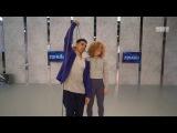 Танцы: Виталий Уливанов и Лада Касинец - Путь на проект (сезон 4, серия 15)