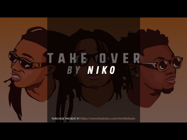 *FREE DL*Migos type beat 2018 - Take Over| Smooth Trap Instrumental | Free Type Beat