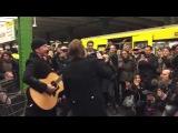U2 Live in der Berliner U-Bahnlinie U2