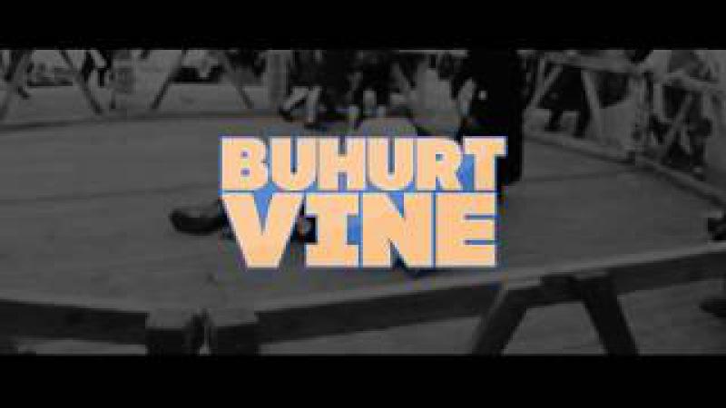 Меч Дона 2016 - Buhurt Vine 23 удар левой и нокдаун / Historical Medieval Battle