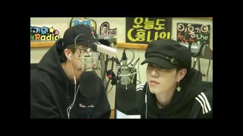 180305 키스더라디오 갓세븐 영재 유겸 Kiss the Radio with GOT7 Youngjae Yugyeom
