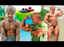 Самые сильные ДЕТИ КАЧКИ - Worlds Strongest Kids 2018 | Most Muscular Kids | Bodybuilding Motivation