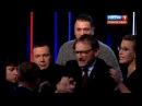 Скандальные дебаты у Соловьева Потасовка кандидатов Не дебаты а ДУРДОМ 15 03 2018
