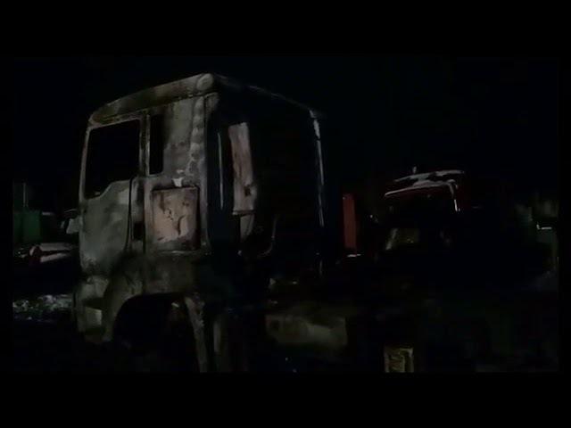В ХМАО мужчина поджег автомобиль бывшего начальника