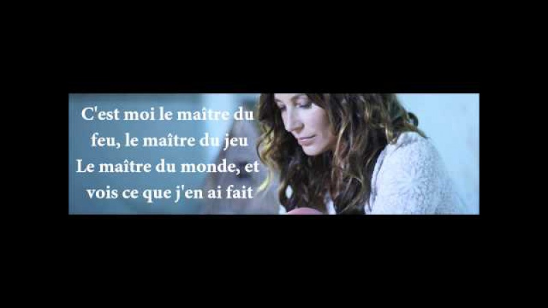 Je Suis Un Homme - Zazie - With Lyrics