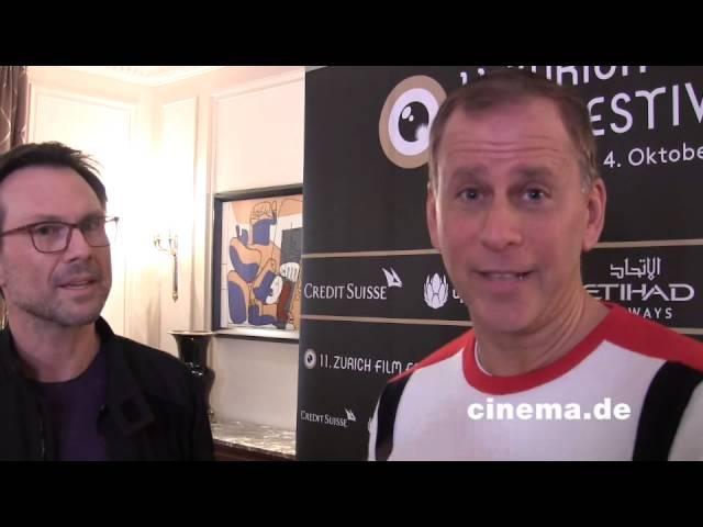 Mr. Robot Christian Slater Interview CINEMA-Redaktion